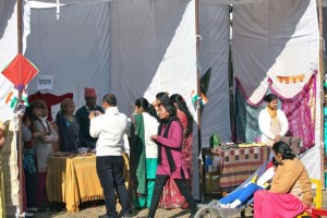 Second Stall from Republic Day Mela
