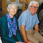 Owen McGowan and his dear wife Patricia