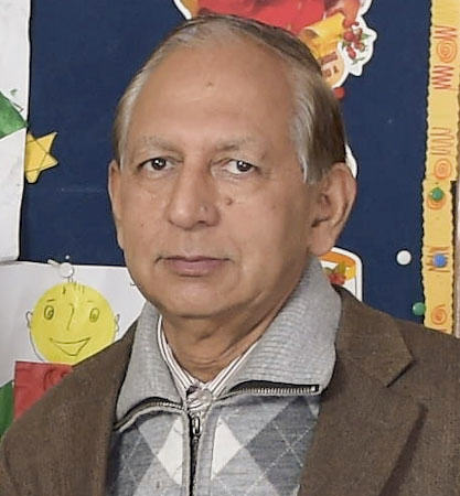 Dr. P. K. Chandola