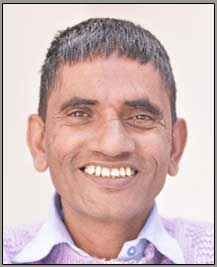 Gangaram Subedi