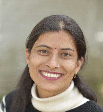 Sangeeta Negi
