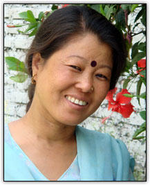 Saraswati Thapa