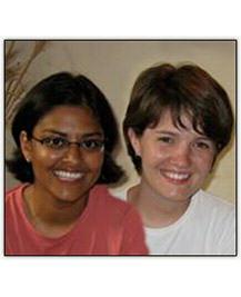 Neha & Beth