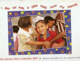 Calendar Essay 2001